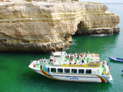 algarve sea cave cruise
